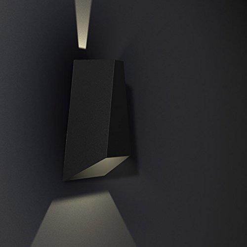 RZB Home 112 LED, antracite metallizzato