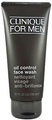 Facial Cleanser: Clinique For Men Oil Control Face Wash