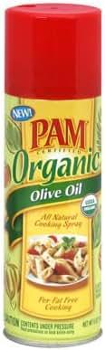 Cooking Spray: Pam Organic