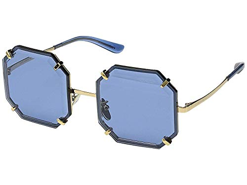 Dolce & Gabbana Women's 0DG2216 Gold/Blue One Size
