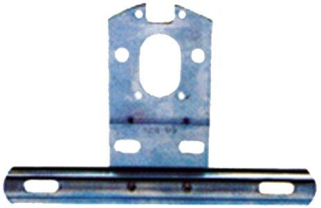 Peterson 428-09 Universal Steel License Bracket by Perterson (Image #1)