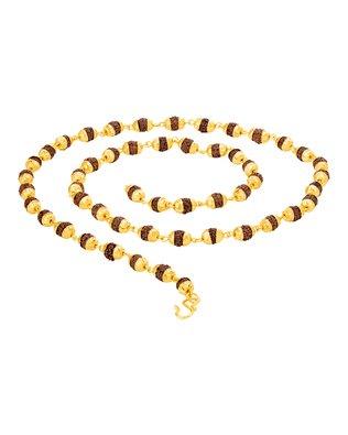 4014afd147c9e Voylla Chain for Men (Golden)(8907617457055)  Amazon.in  Jewellery