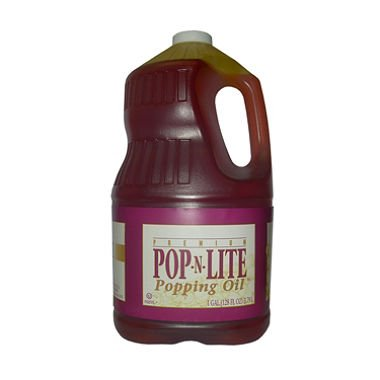 Gold Medal Pop -N- Lite Popping Oil (1 gal. jug, 4 ct.) ES
