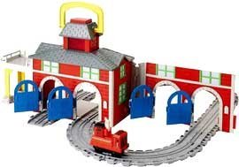 Take Along Thomas & Friends - Rescue Station Playset by Learning Curve