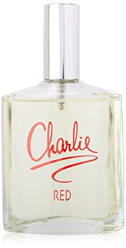 Charlie Red by Revlon for Women, Eau De Toilette Spray, 3.4 Ounce
