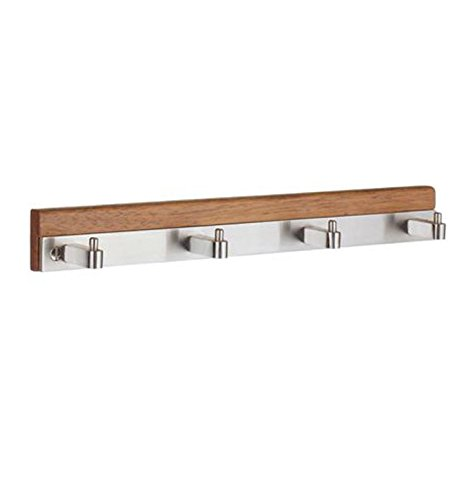 Beslagsboden Stainless Steel Coat Hook Type: Quadruple Hook