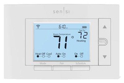 White-Rodgers Division ST55 Sensi Wi-Fi Thermostat - Quantity 2