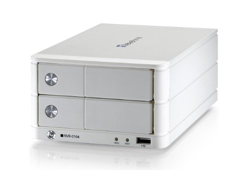 LevelOne NVR-0104 4-Channel Network Video Recorder