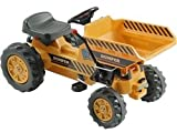 Kalee Pedal Tractor with Dump Bucket