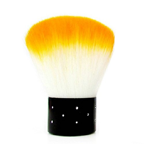 Powder Dust Flocking Remover Brush Cheek Makeup Nail Art Tools Foundation Charming
