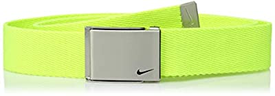 Nike Boys' Big Single Web Belt