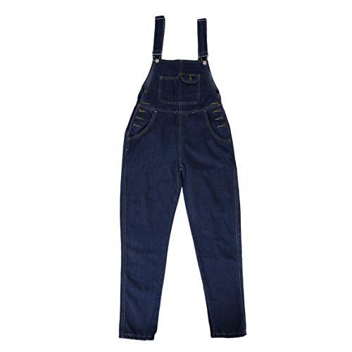 Mode Jeans Femmes Body Salopettes Femme Pantalon Rglable Haute Solide Pantalon Sangle pour Denim Taille Slim aFXpc8Fq