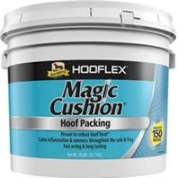DPD ABSORBINE HOOFLEX MAGIC CUSHION HOOF PACKING - Size: 28 POUND