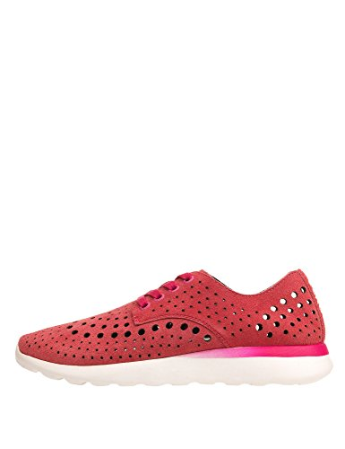Suede Women's Woman's In Color Red Ccilu Sneakers Pink a4FEw1nxq