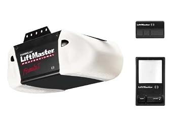 Fine Liftmaster Garage Door Opener 1 2 Hp 3280 Premium Series 12 Belt Drive Inside Models Ideas