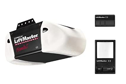 liftmaster 3280 premium series 12 hp belt drive wo rail assembly - Garage Door Opener Amazon