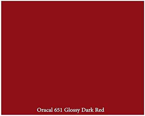 "Black Gloss Vinyl for Craft,Sign,Cutter 1 Roll 12/"" x 10 ft Oracal 651"