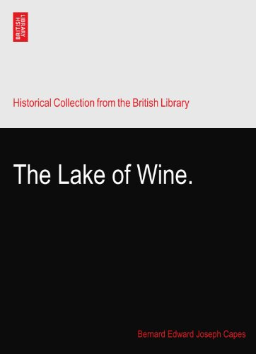 The Lake of Wine.