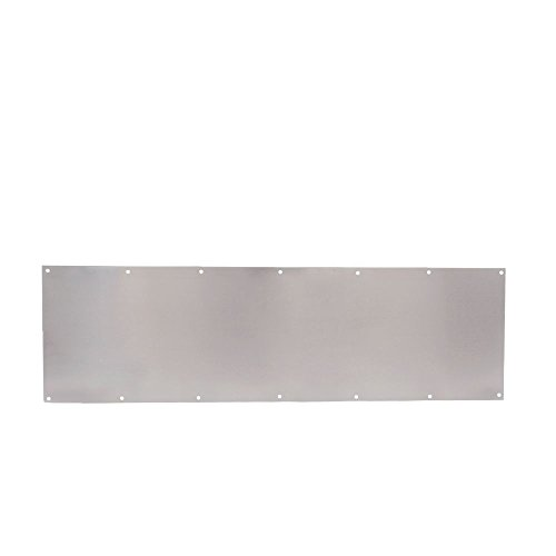 Trimco 10X34.630 Kick Plate, Stainless Steel, 10'' x 34'' by Trimco (Image #1)