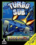 Turbo Sub Game for Atari Lynx by Atari (Image #1)