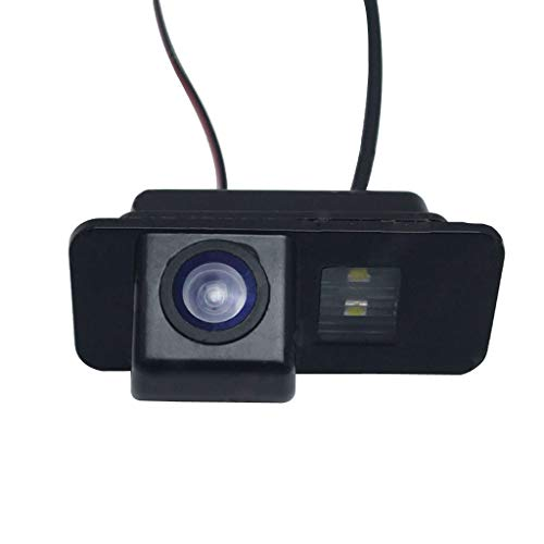 Parking Monitor Loop Recording Motion Detection Car Rear View Reverse Camera for Ford Mondeo/Carnival/Wing Tiger Black