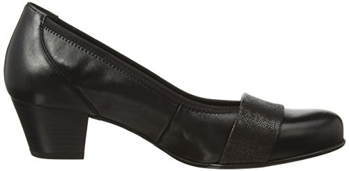 57 Scarpe Donna schwarz Da Shoes Fashion Nero Comfort Gabor qwg14x8p