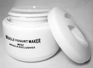 Miracle Non-Electric Yogurt Maker