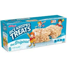 Rice Krispies Treats - The Original - 8 count (Pack of 20)