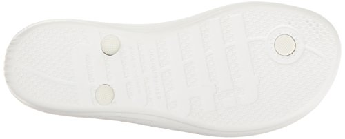 FitFlop Mujer Urban Blanco iQushion Ergonomic Chanclas