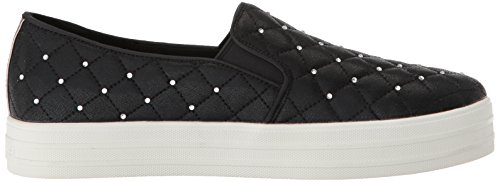 Skechers Women's Double up-Distressed Quilted Sneaker Black clearance enjoy clearance footlocker pictures free shipping how much under 70 dollars sale perfect FjXdd
