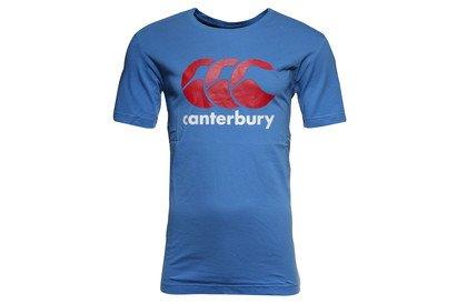 shirt Blue Ccc Logo T Canterbury Yw14p1