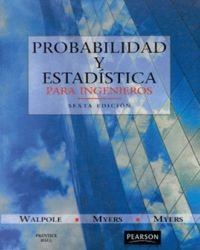 Download Probabilidad y Estadistica Para Ingenieros - 6b: Ed (Spanish Edition) pdf