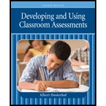 Download Developing & Using Classroom Assessments (4th, 09) by [Paperback (2008)] PDF