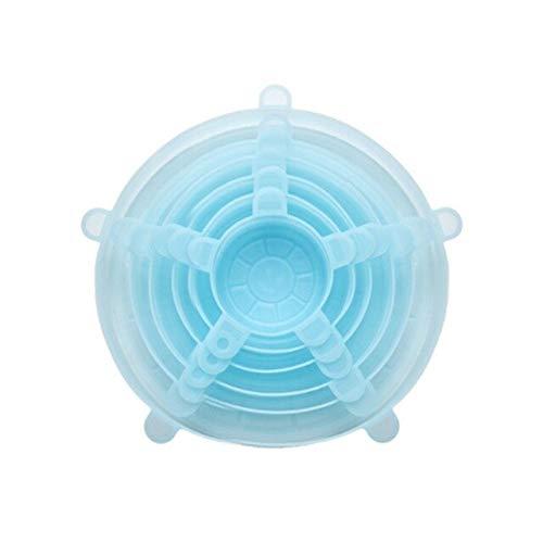Cookware Parts - Cuenco de silicona reutilizable para frutas y ...