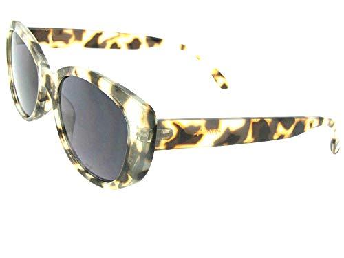 690d253ce6c1 Amazon.com  Womens Reading Sunglasses Style R90 (Black Frame Gray Lenses