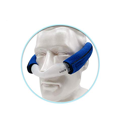 THE ORIGINAL EXTRA PADDED CPAP MASK STRAP COVERS FOR UNBELIEVABLE COMFORT -  CPAP Cheek Pads Set of 2