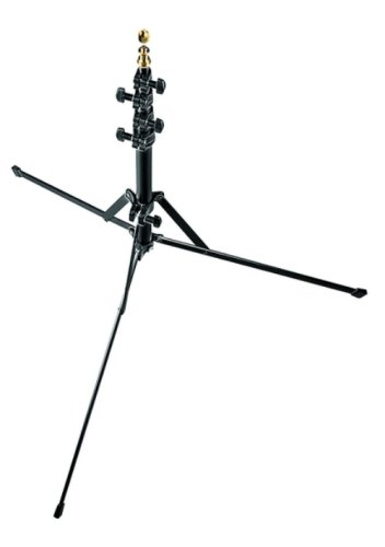 Manfrotto 5001B 74-Inch Nano Stand Replaces Manfrotto 001B (Black)