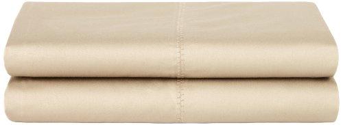udio Florence Stitch Pillowcase, King, Twine ()