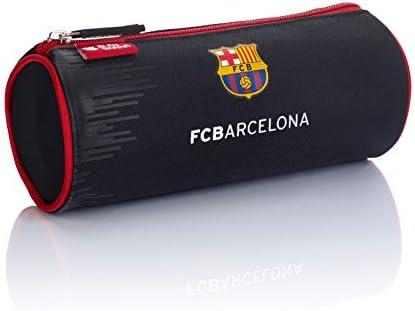 FC Barcelona FC-243 The Best Team 7 - Estuche para lápices, 22 cm, Color Negro: Amazon.es: Equipaje