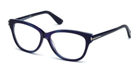 Tom Ford for woman ft5287 - 092, Designer Eyeglasses Caliber - Ford Clothing Women Tom