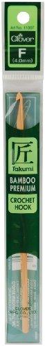 Clover Takumi Bamboo 3 75 mm Crochet