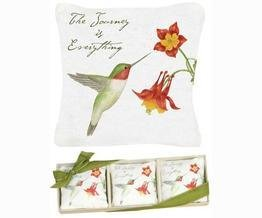 Alice's Cottage AC300438 Hummingbird Gift Boxed Lavender Sachets (3 pcs) by Alice's Cottage