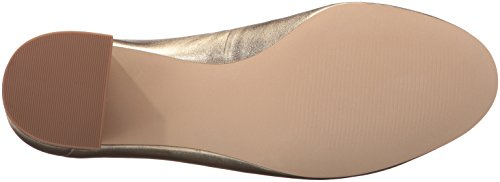 Steve Talla Zapatilla Clasica Leather Tomorrow Cerrada Madden Mujeres Escarpín Gold Punta rAw8xrHa