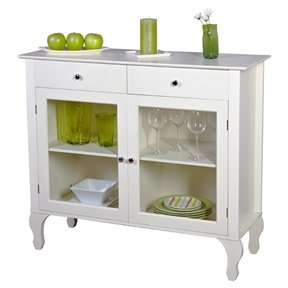French Antique Buffet - Antique White Sideboard Buffet Console Table with Glass Doors White Art Sideboard French Circa Long Lowboard Buffet Svitlife