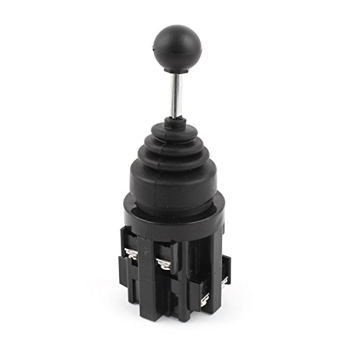 600V 4NO 4Pole 8Screw Terminal Elevator Cotrol Tip Cross Switch CS-402 by uxcell (Image #2)