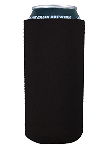Blank Neoprene Collapsible 16oz Can Coolie