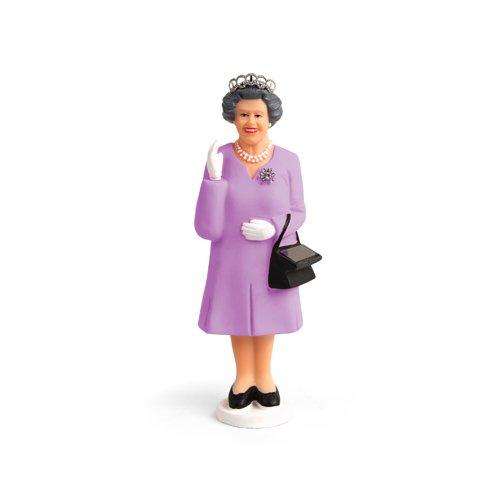 [ KIKKERLAND ] solar queen Elizabeth Queen Solar Queen ( Purple) by Kikkerland