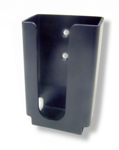 Cooper-Atkins 9369 ABS Plastic Wall Mount Bracket for 35x Series, Black