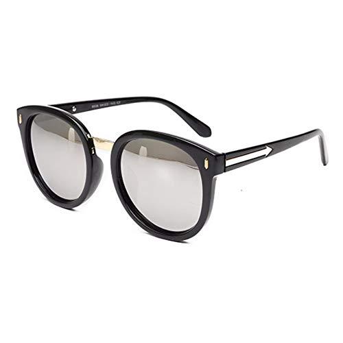 De Redonda Sol Polarizadas Ultravioleta Cara Anti C Mujer Gafas BWdxUqHd