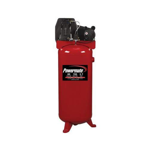 Used, PowerMate Vx PLA3706056 60-Gallon Single Stage Vertical for sale  Delivered anywhere in USA